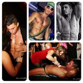 Stripper hire Ibiza stripper