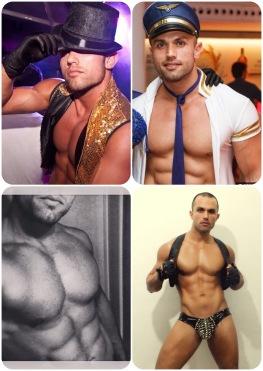 Ibiza Stripper Javi, male stripper Ibiza, Ibiza stripper, male stripper, Ibiza