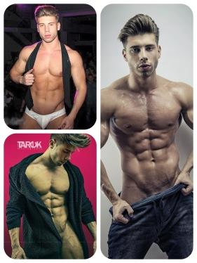 Ibiza stripper Victor, male stripper Ibiza, male stripper, Ibiza stripper