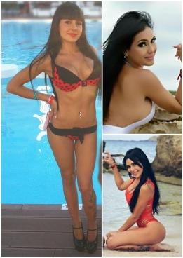 Ibiza female stripper, Ibiza stripper hire, Ibiza stripper Becca