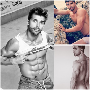 Male stripper Ibiza Damien